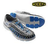KEEN 織帶涼鞋Uneek O2 1016909《男款》/ 城市綠洲 (編繩結構、輕量、戶外休閒鞋、運動涼鞋)