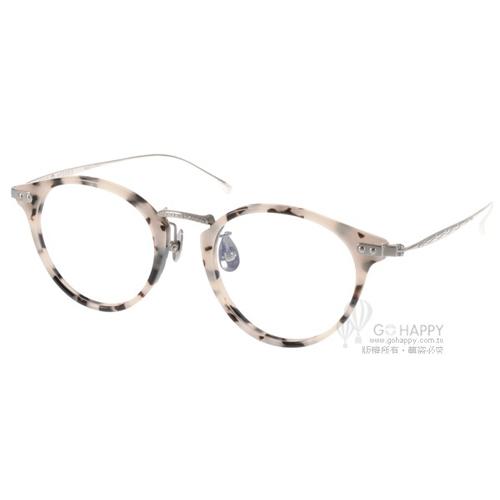 NINE ACCORD 眼鏡 β鈦金屬系列 大理石-銀  #UNION UR C03