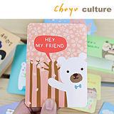 珠友 GB-25001 萬用小卡/生日卡片/祝福感謝賀卡/創意可愛卡片