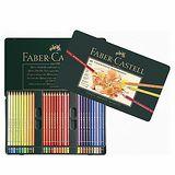 Faber-Castell輝柏 ARTISTS藝術家級專家油性色鉛筆60色110060