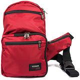 【YESON】輕量化防撥水單肩背包五色可選-MG-7206
