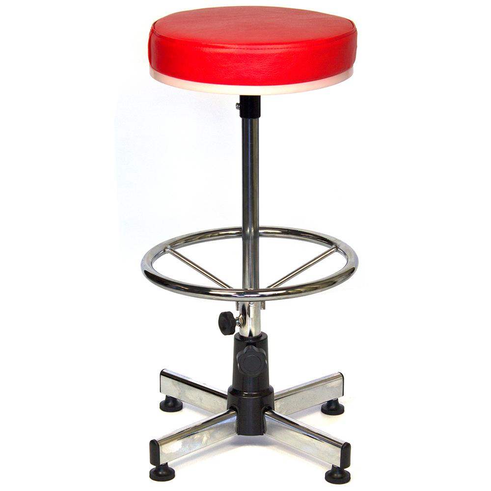 aaaronation 愛倫國度 - 101吧台椅 100% 台灣製造 YD-T19-三色可選