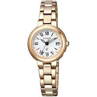 CITIZEN 星辰 xC系列 光動能電波限量時尚女錶 ES9003-55A