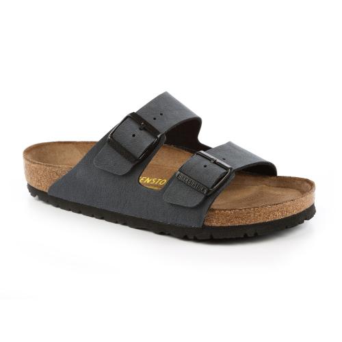勃肯BIRKENSTOCK 052871。ARIZONA亞利桑那 經典二條拖鞋(岩石色)