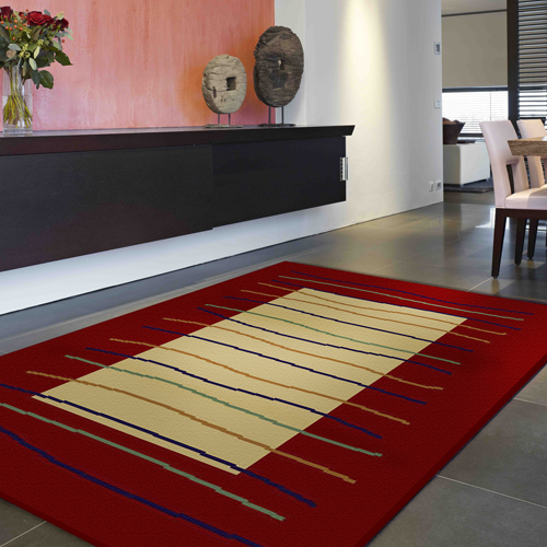 范登伯格 瑪雅克異國風情埃及進口地毯-線條-150x220cm