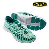 KEEN 織帶涼鞋Uneek O2 1016914《女款》/ 城市綠洲 (水陸兩用、編繩結構、輕量、戶外休閒鞋、運動涼鞋)