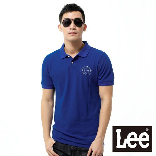 Lee 短袖POLO衫