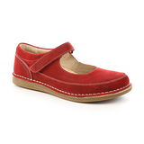 勃肯BIRKENSTOCK 493021。JUNE瓊 休閒包鞋(暗紅)