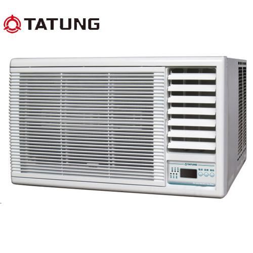 【TATUNG 大同】4-6坪超靜音高效率窗型冷氣 TW-362DCN (含基本安裝)~一 加碼送超商禮券200