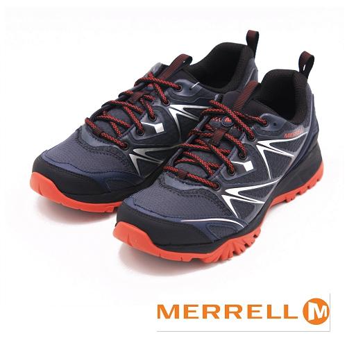 MERRELL CAPRA BOLT GORE-TEX 登山健行鞋 男鞋-黑(另有綠、橄欖綠)