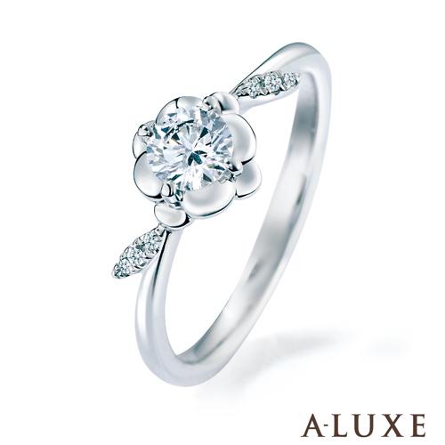 A-LUXE 亞立詩鑽石 求婚戒 0.30克拉 FVS2 完美車工鑽戒