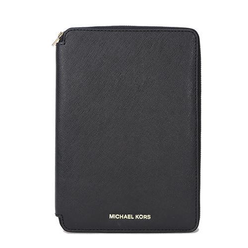 MICHAEL KORS Electronics IPad Mini保護套(黑/8卡)