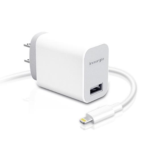 【Innergie台達電】PowerCombo 10瓦USB快速充電組