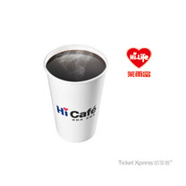 【電子禮券】萊爾富即享券Hi Cafe大杯熱美式咖啡