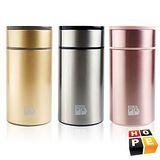 【德國HOPE歐普】頂級316不鏽鋼可提式悶燒食物罐1000ML(3色可選)