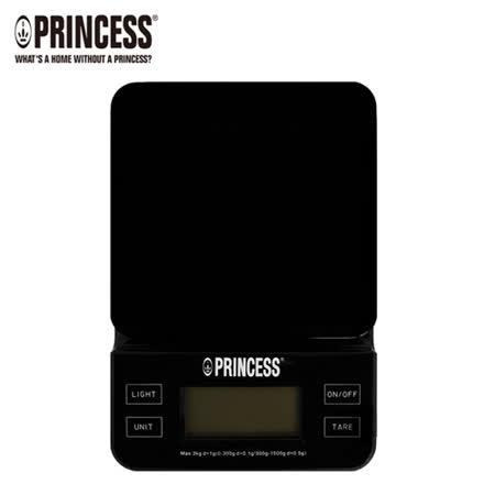 《PRINCESS》荷蘭公主觸控電子料理秤-黑 ES31B