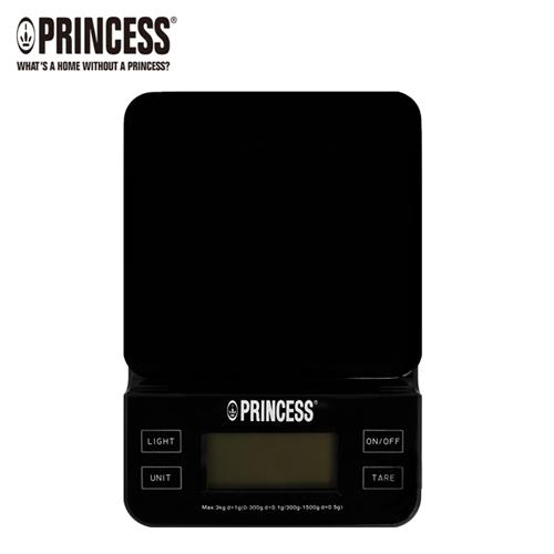 《PRINCESS》荷蘭公主觸控電子料理秤-黑 (ES31B)