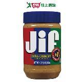 JIF顆粒花生醬454g