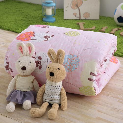 IN HOUSE-綿羊的白日夢-100%精梳棉200織紗-中童被