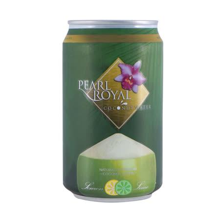 PrealRoyal 100%椰子水檸檬風味(珀綠雅椰子水) 310ml