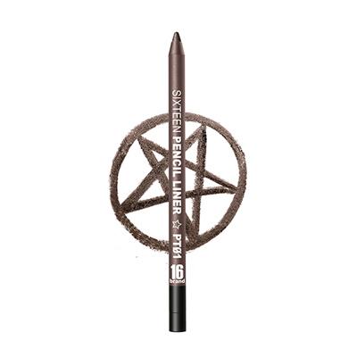 【NG品】16 brand 玩色眼線膠筆