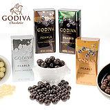 【GODIVA】熱銷經典珍珠鐵盒巧克力豆-5盒組(口味任選)