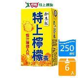 M-御茶園特上檸檬茶TP250ml*6