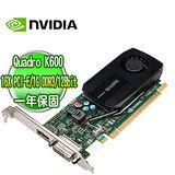 聯想 Lenovo NVIDIA Quadro K600 PCI-E 工作站繪圖卡 (原廠盒裝)
