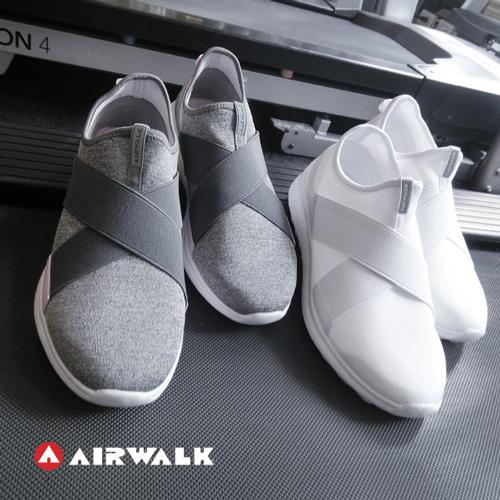 AIR WALK  彈性好穿拖繃帶懶人鞋