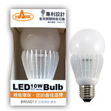 HARK涵柯 LED [三段調光] 節能省電10W燈泡【三入】BWSAD1 黃光