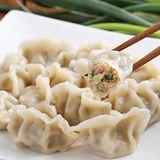 【禎祥食品】手工蔥肉水餃 (約40粒)