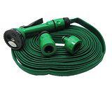 10公尺多功能高壓強力清洗水管(XY-34010)(隨機色)