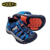 KEEN 織帶涼鞋Newport H2 1016592《小童款》/ 城市綠洲 (KID、水陸兩用、輕量、戶外休閒鞋、運動涼鞋)