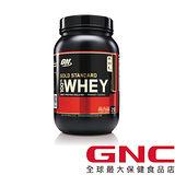 【GNC健安喜】ON 100%乳清蛋白飲品-巧克力口味 2磅