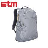 澳洲STM Haven 15吋質感優異商務通勤背包 - 灰色
