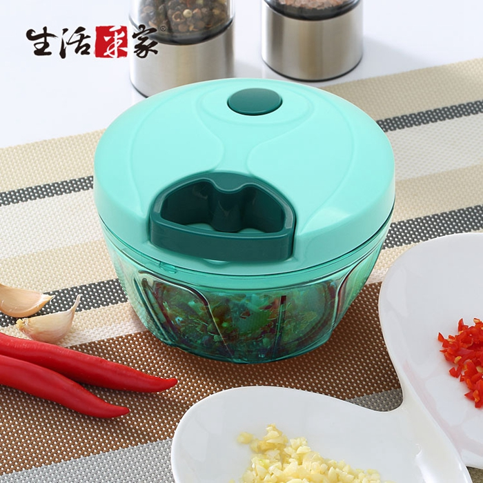 【生活采家】KOK系列手拉碎蒜調理器#21036