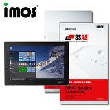 iMOS Lenovo Yoga Book 二合一筆電(10.1吋) 3SAS 防潑水 防指紋 疏油疏水 螢幕保護貼