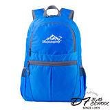 DF BAGSCHOOL - 登岳輕質量折疊式後背包-共4色