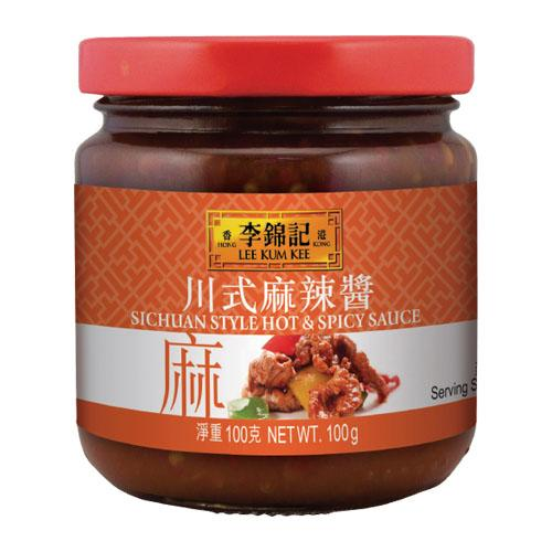 李錦記川式麻辣醬100g