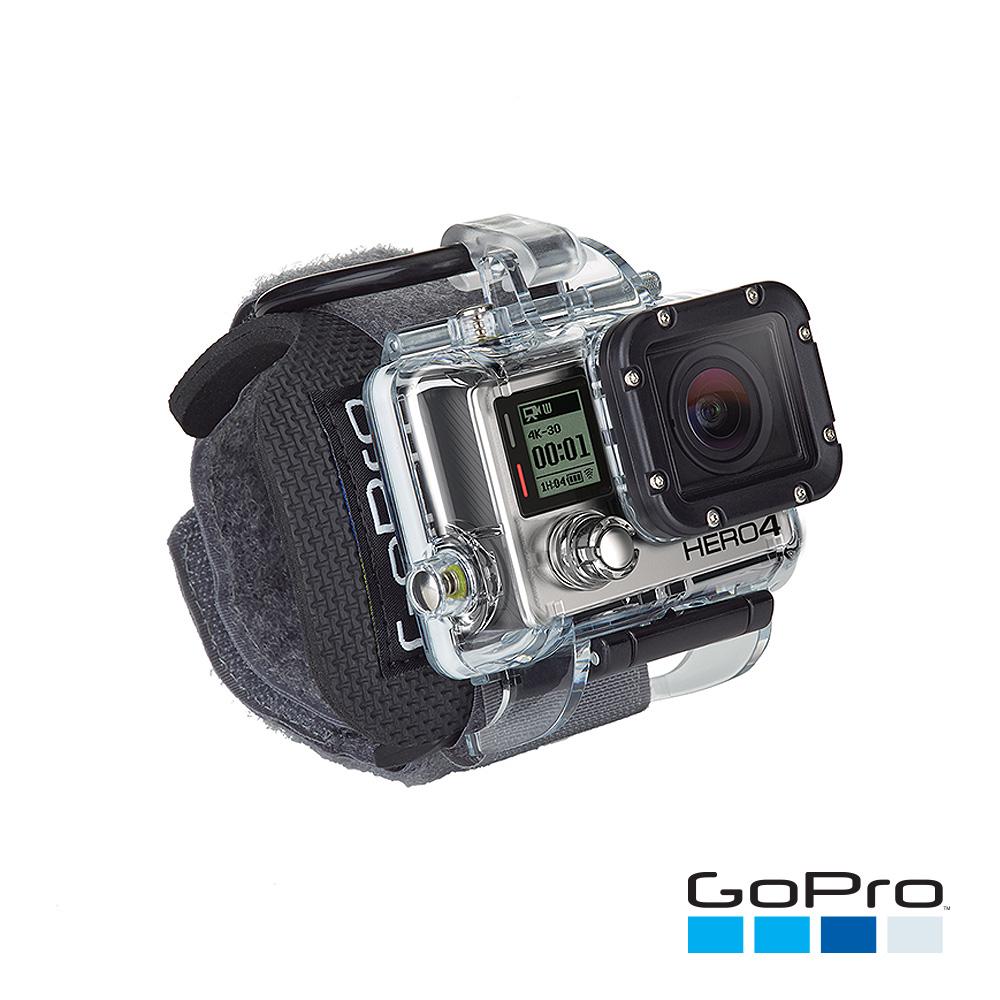 【GoPro】防水殼手腕帶 AHDWH-301 (忠欣公司貨)