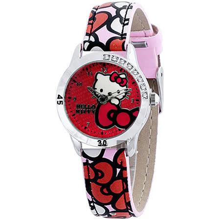 HELLO KITTY  凱蒂貓蝴蝶結腕錶