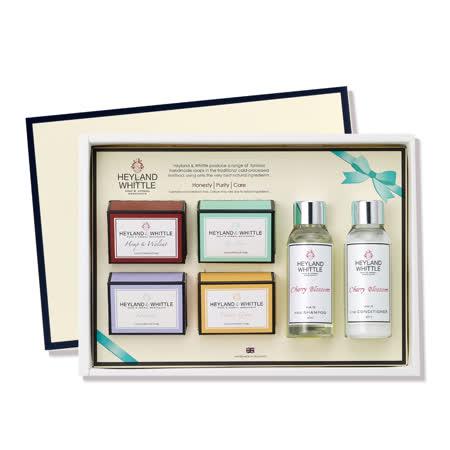 H&W 英倫薇朶 典藏香氛沐浴禮盒