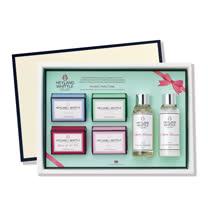 H&W英倫薇朵 寵愛滋潤沐浴禮盒-櫻花
