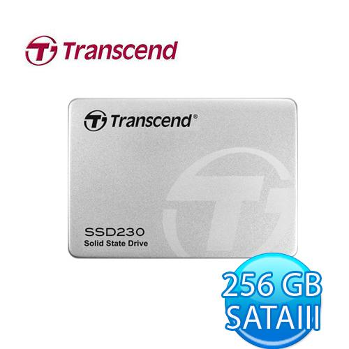 Transcend 創見 SSD230S 256GB 固態硬碟 SSD
