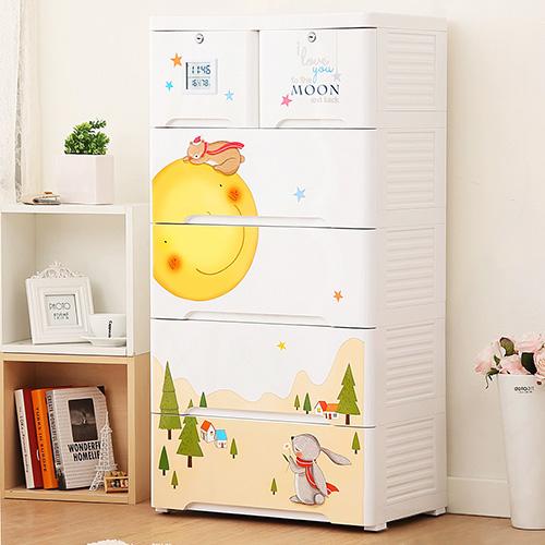 打造智慧生活 薇樂溫濕感測收納櫃