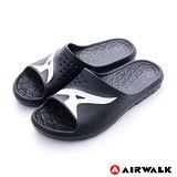 AIRWALK - AB拖 For your JUMP EVA拖鞋-黑