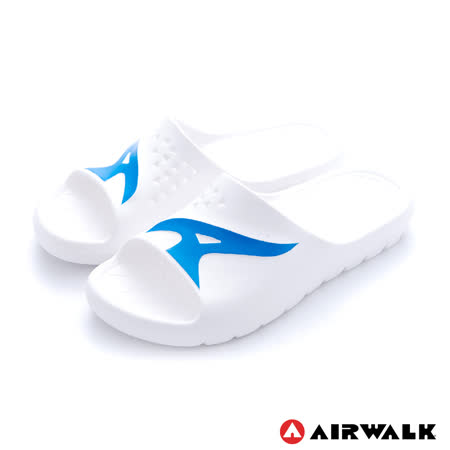 AIRWALK - AB拖 For your JUMP EVA拖鞋-白