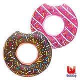 (購物車)《購犀利》Bestway。42吋甜甜圈充氣泳圈