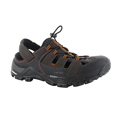【英國HI-TEC】男款水陸二棲米其林大底護趾涼鞋TRAIL OX SHANDAL(O006003041)