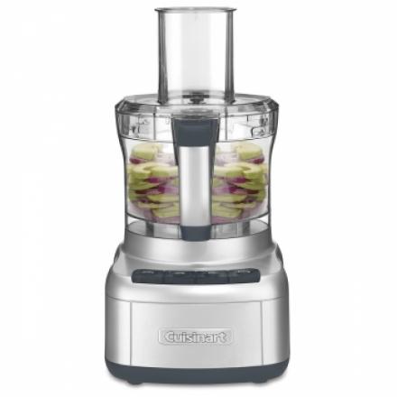 ( 加贈茶籽堂 蔬果清潔液一入)【美膳雅 Cuisinart】Elemental 8杯 玩味輕鬆打 食物處理機 (FP-8SVTW)